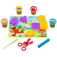 Play-Doh Sesame Street Cut & Make Shapes