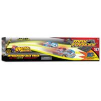 MaxTraxxx Marble Racers Interlocking Race Track
