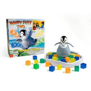 Happy Feet Two Freezing Frenzy Game