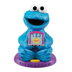 Cookie Monster's Find & Learn Number Blocks