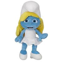 The Smurfs Jumbo Stuffed Characters