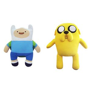 Adventure Time Slamacow Finn and Slamacow Jake