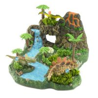 Discovery Kids Smart Animals Green Scene Playset