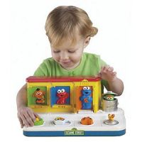 Sesame Street: Singing Pop Up Pals