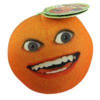Annoying Orange Talking Fresh Squeezed Plush