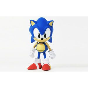 Sonic Through Time Figures