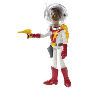 Toy Story To Infinity and Beyond Space Mission Figures