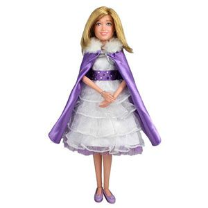 Jackie Evancho Collector's Edition Doll