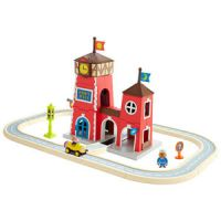 Richard Scarry's Busytown Town Hall Deluxe Playset