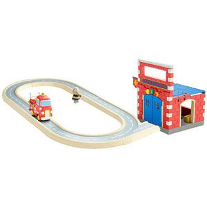 Richard Scarry's Busytown Town Fire Station