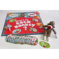 Where is Sock Monkey? Game