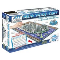 History Over Time Puzzle - The City of New York
