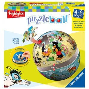 Highlights Puzzleball