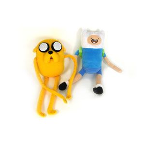 Adventure Time 10 - inch Stuffed Characters