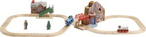 Thomas Wooden Railway Talking Railway Series - The Great Discovery Set