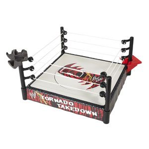 WWE FlexForce Tornado Takedown Ring