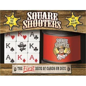 Square Shooters Deluxe Set