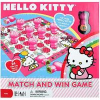Hello Kitty Match and Win Game