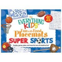 The Everything Kids' Fun with Food Placemats