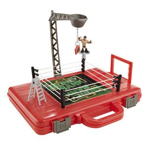 WWE Money in the Bank Playset & Carrying Case