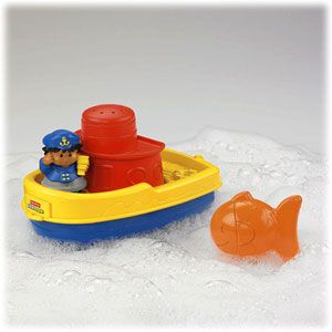 Little People Play n Float Boat