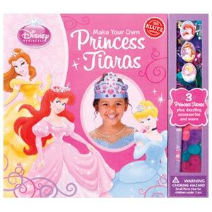Make Your Own Princess Tiaras