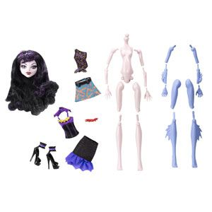 Monster High Create-A-Monster: Vampire & Sea Monster Starter Pack