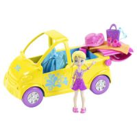 Polly Pocket Carpool Cruiser