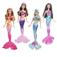Barbie in a Mermaid Tale 2 Royal Mermaid Dolls