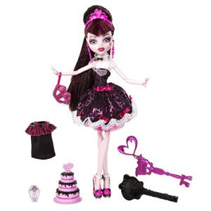 Monster High Sweet 1600: Draculaura