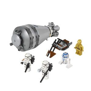 LEGO Star Wars: Droid Escape