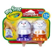 My First Crayola Washable Stampers