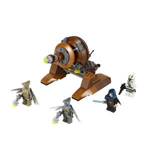 LEGO Star Wars Geonosian Cannon