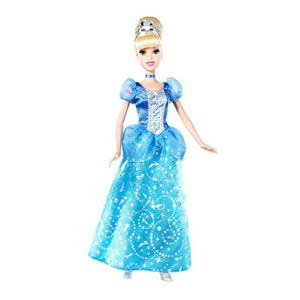 Disney Princess Sparkling Princess Dolls