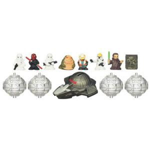 Star Wars Fighter Pods Sith Infiltrator Set