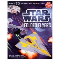 Star Wars Folded Flyers