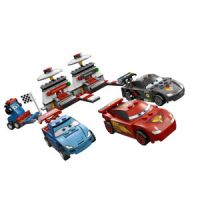 Cars Ultimate Race Set