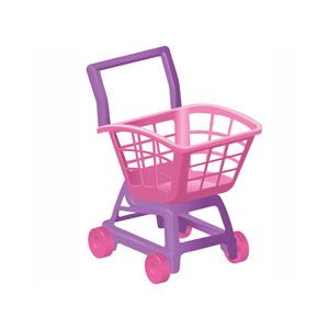 Shop N' Go Shopping Cart