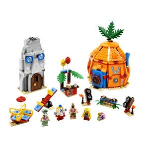 LEGO SpongeBob SquarePants Bikini Bottom Undersea Party