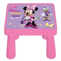 Minnie Mouse Bow-tique Cafe Table