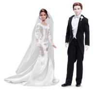 The Twilight Saga: Breaking Dawn - Part 1 Edward and Bella Dolls