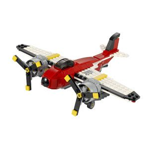 LEGO Creator Propeller Adventures