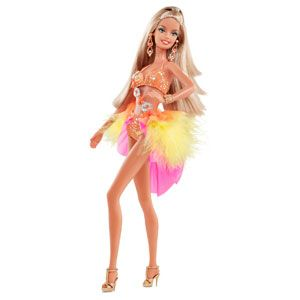 Barbie: Dancing with the Stars: Samba