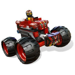 LEGO Racers Crazy Demon