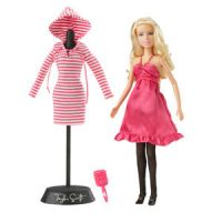 Taylor Swift Fashion Collection-Pretty in Pink Doll