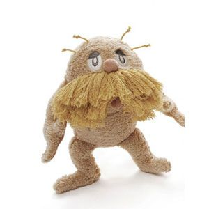 The Lorax Eco-Plush