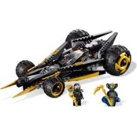 LEGO Ninjago Cole's Tread Assault
