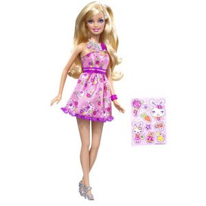 Barbie Easter Sweetie Doll