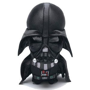 Talking Darth Vader Plush
