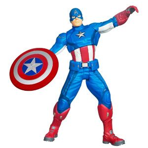 Ultra Strike Captain America